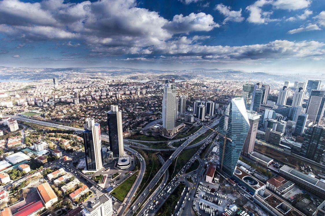 Фото бесплатно Istanbul, Turkey, Стамбул - на рабочий стол