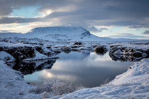 Фото бесплатно природа, Исландия, горы