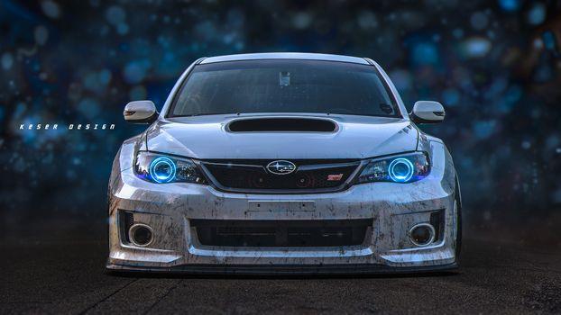 Фото бесплатно Subaru, автомобили, машины 2017