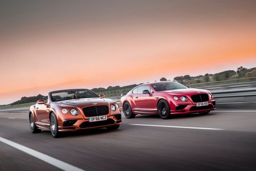 Photos of the car bentley continental supersports in good quality