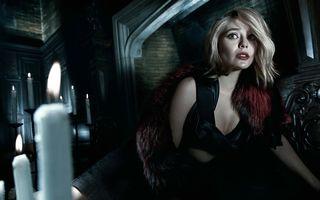 Фото бесплатно Элизабет Олсен, блондинка, светлые волосы