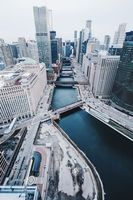 Фото бесплатно Чикаго, США, небоскребы