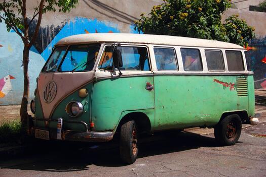 Photo free car, vintage, Volkswagen