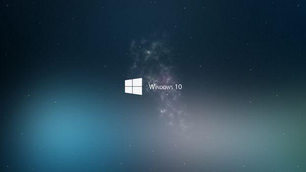Фото бесплатно Windows 10, заставка, прозрачность