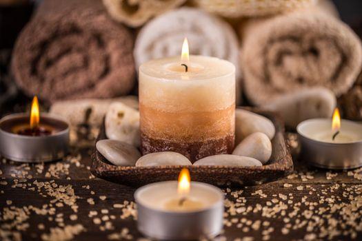 Фото бесплатно свечи, дзен, настроение