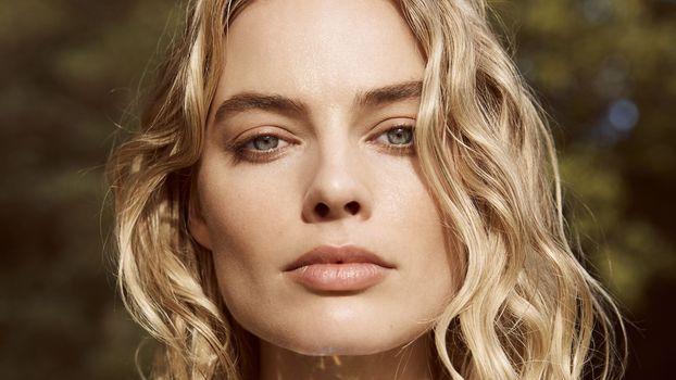 Photo free celebrities, Margot Robbie, photoshoot