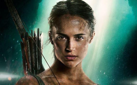Photo free Lara Croft, tomb raider, movies