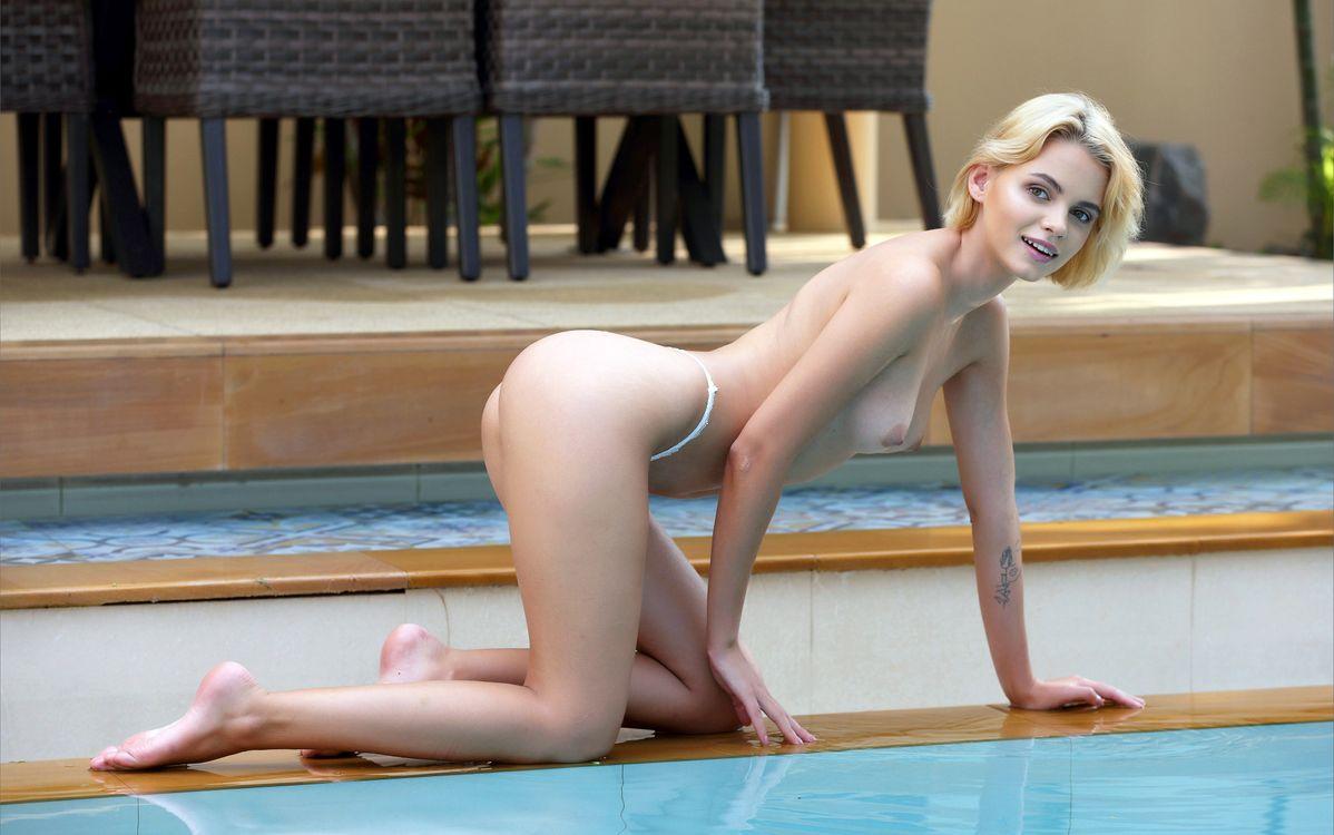 Фото бесплатно Ариэль, Лилит А, блондинка - на рабочий стол