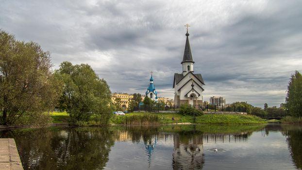 Бесплатные фото Pulkovskiy park,St Petersburg