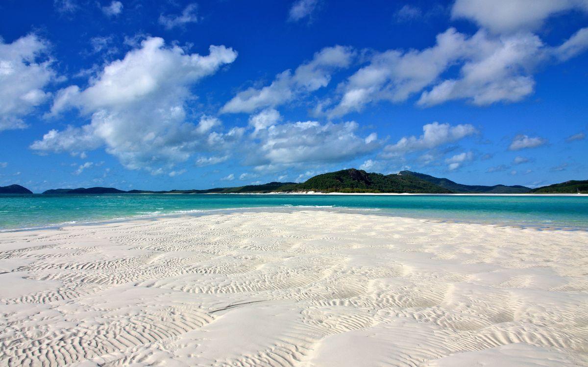 Фото бесплатно тропический остров, океан, пляж - на рабочий стол