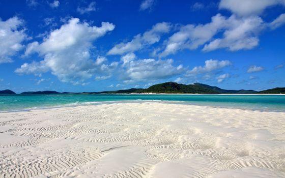 Фото бесплатно тропический остров, океан, пляж