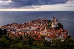 Заставки Piran, Slovenia, Пиран