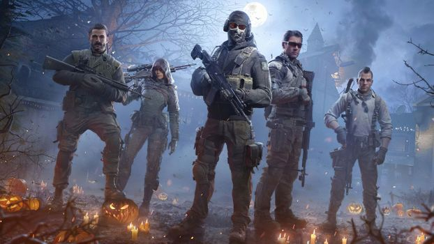 Photo free Call Of Duty Mobile, games, 2019 Games