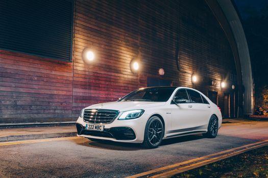 Photo free cars, Mercedes, 2018 cars