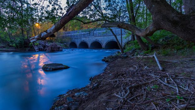 Фото бесплатно парк, River, Bridge