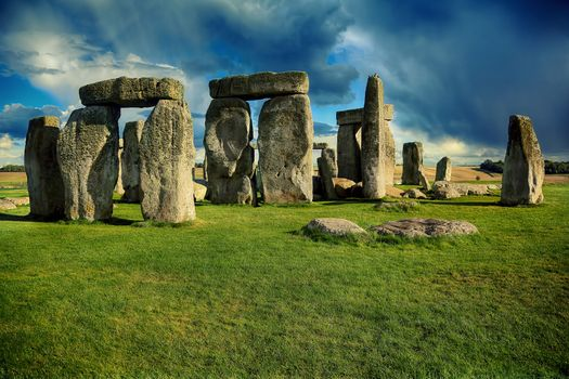 Photo free Stonehenge, England, monument
