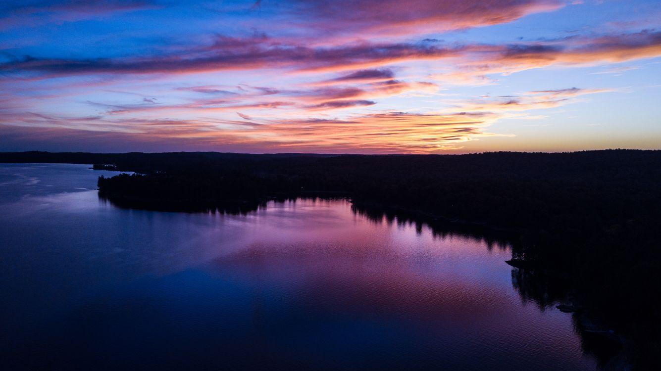 Река Волга · бесплатное фото