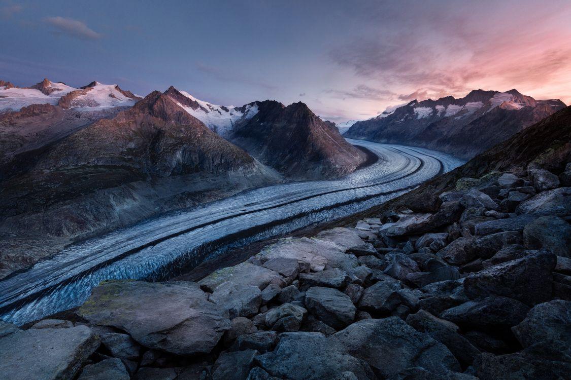Горная дорога · бесплатное фото