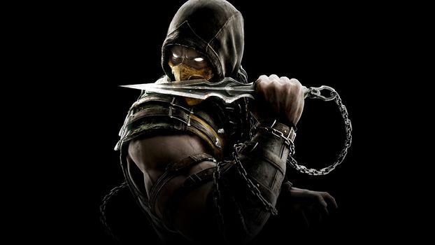 Фото бесплатно Mortal Kombat, игры, компьютерные игры