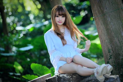 Photo free beautiful, Asian, model