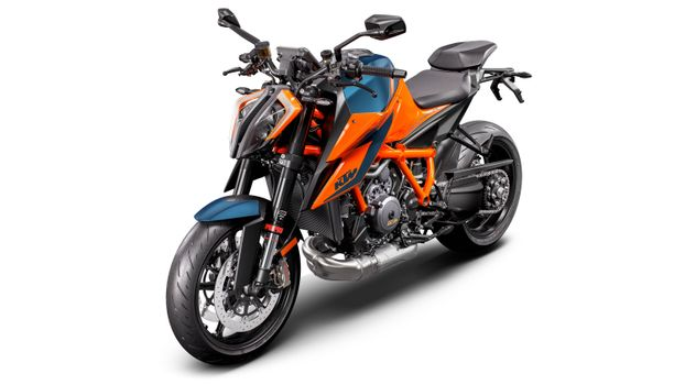 Photo free ktm 1290 super duke r, sport bike, side view