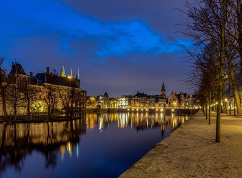Photo free cities, Netherlands, pond