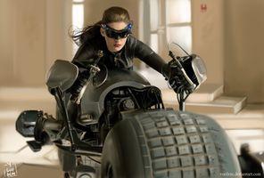 Фото бесплатно Catwoman, супергерои, художественное произведение