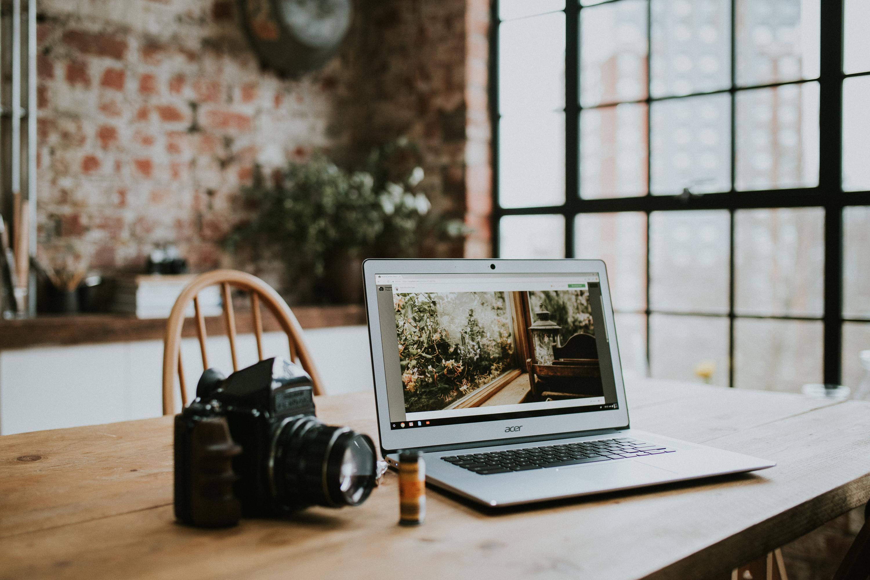 популярные ноутбуки для фотографов тоже такой