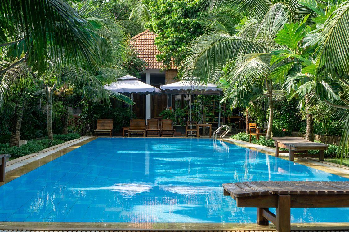 Фото природа Вьетнам бассейны - бесплатные картинки на Fonwall