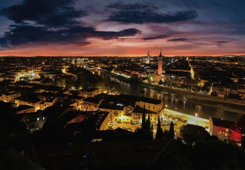 Заставки Verona, Италия, город