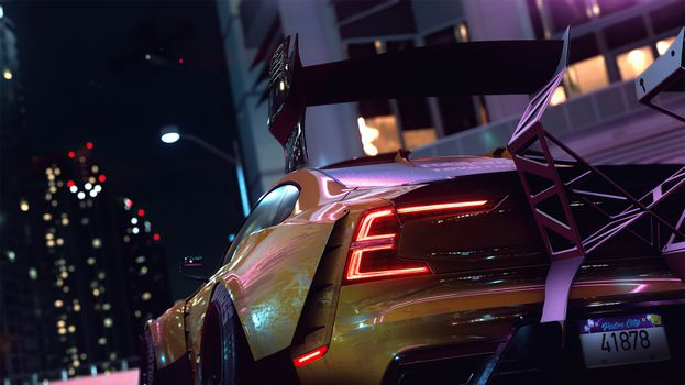 Photo free Need for Speed, artstation, Need For Speed Heat