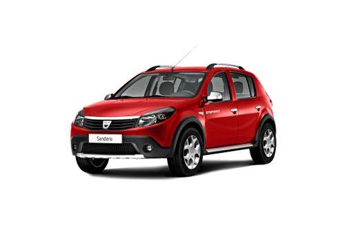 Photo free Dacia, red, metallic