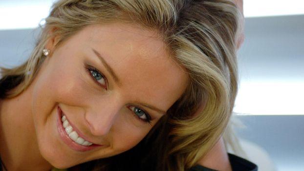 Photo free brown hair, Jennifer Hawkins, lips
