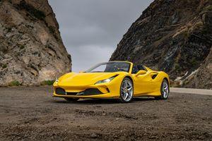 Photo free Ferrari F8 Tributo, automobiles, 2019 cars