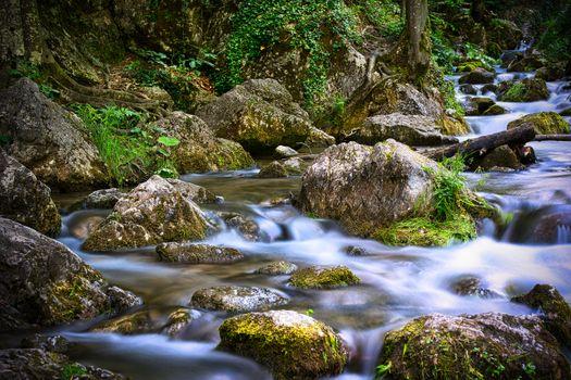 Photo free nature, Austria, creeks