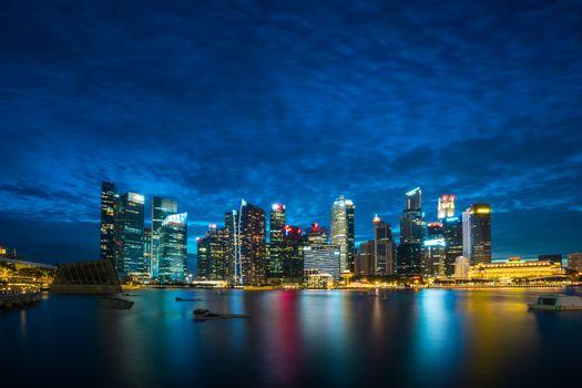 Фото бесплатно свет, город, облако