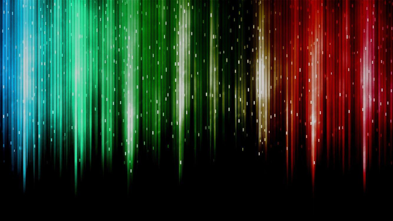 Фото цвета радуги спадающий блеск - бесплатные картинки на Fonwall