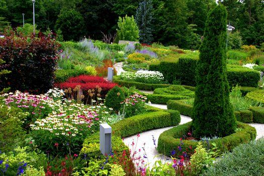 Фото бесплатно сад, Канада Онтарио, кустарник