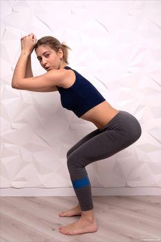 Фото бесплатно девушки, спорт, тренировка