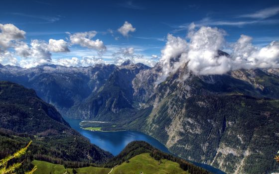 Фото бесплатно аэрофотосъёмка, хребет, дикая местность