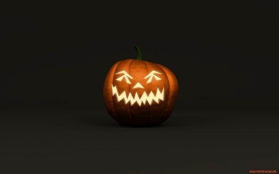 Бесплатные фото Хэллоуин,тыква,морда,черный,фон,глаза,рот,зубы,свечение,свет