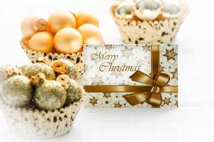 Фото бесплатно праздник, рождество, новый год