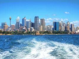 Фото бесплатно Sydney city, Сидней, Австралия