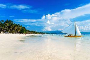 Фото бесплатно тропики, море, пляж, яхта