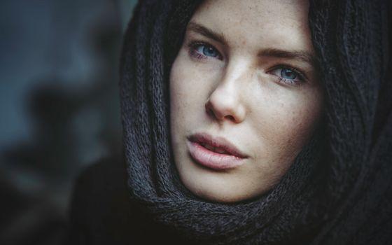 Фото бесплатно женщины, модель, портрет