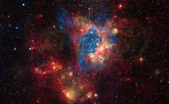 Фото бесплатно атмосфера, телескоп, космос