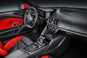 Picture about audi r8 v10 coupe audi sport edition, the car