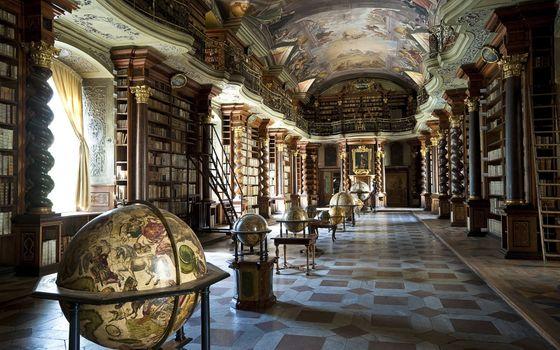 Заставки Чехия, интерьер, история