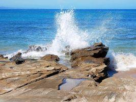 Lorne, Australia, Лорн, Австралия, море