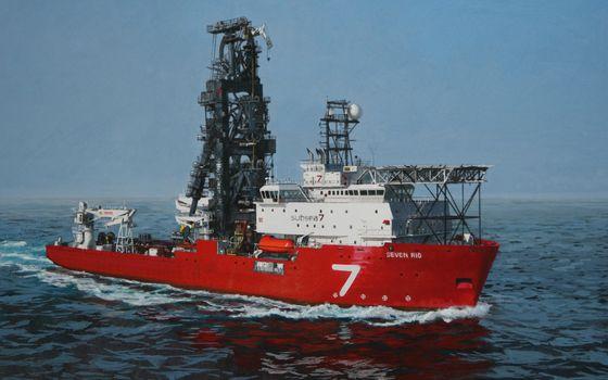 Photo free ship, sea, car